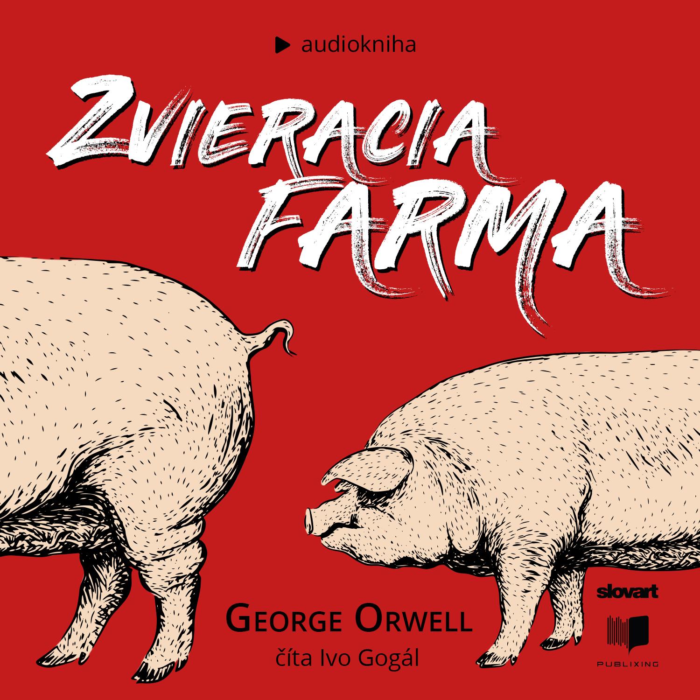 Audiokniha Zvieracia farma