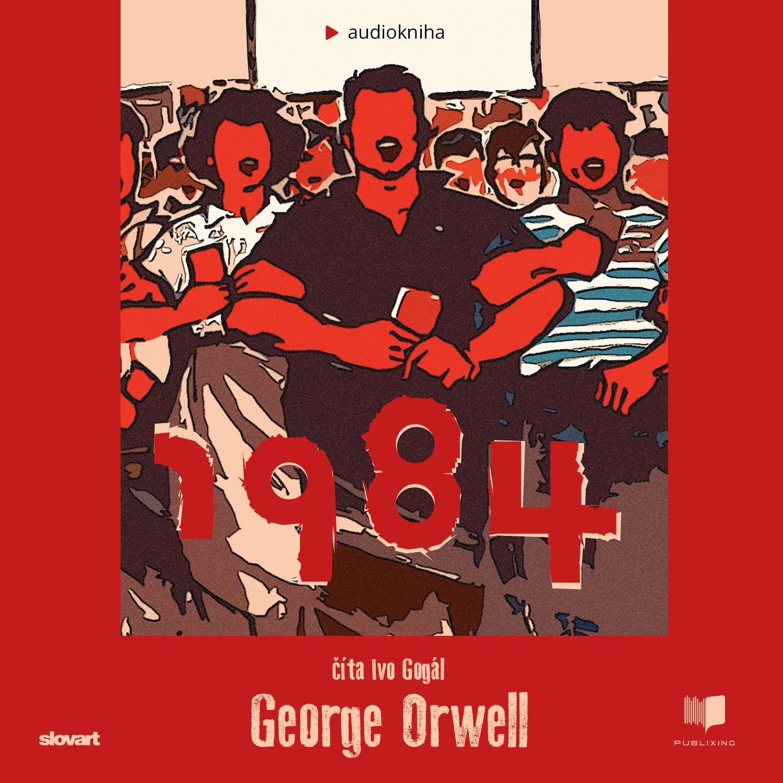 Audiokniha 1984