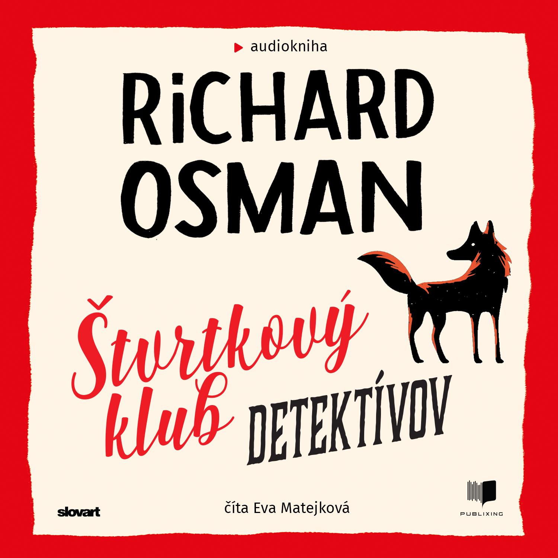 Audiokniha Štvrtkový klub detektívov