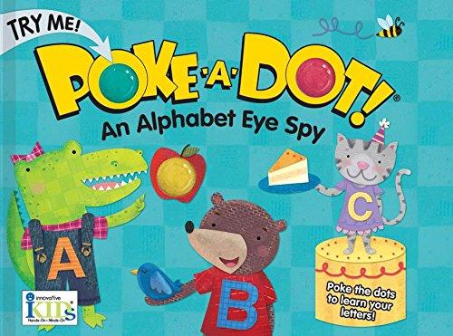 Poke-A-DotAlphabet Eye Spy