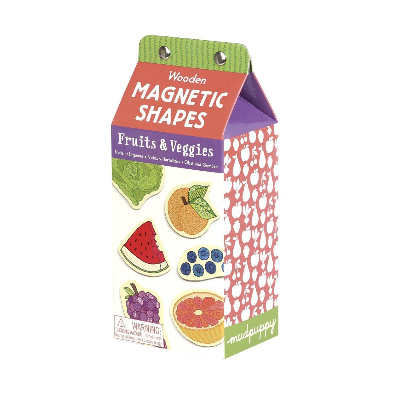 Fruits & Veggies Shapes