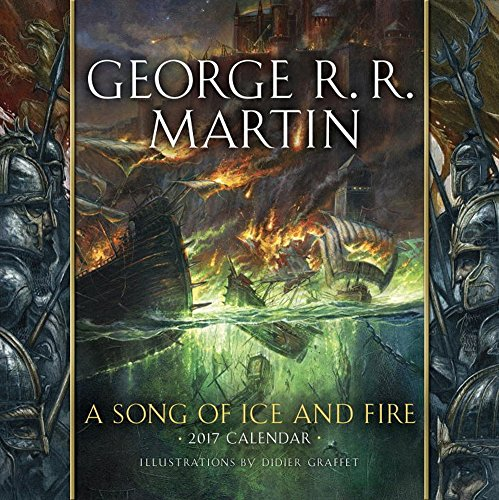 A Song Of Ice And Fire 2017