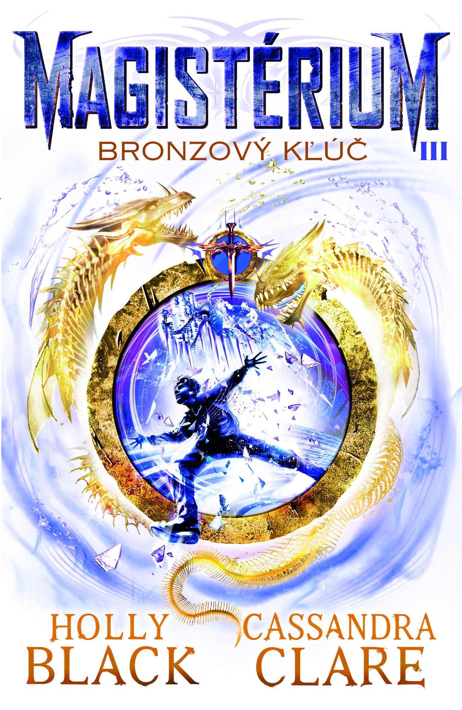 Bronzový kľúč (Magistérium 3)