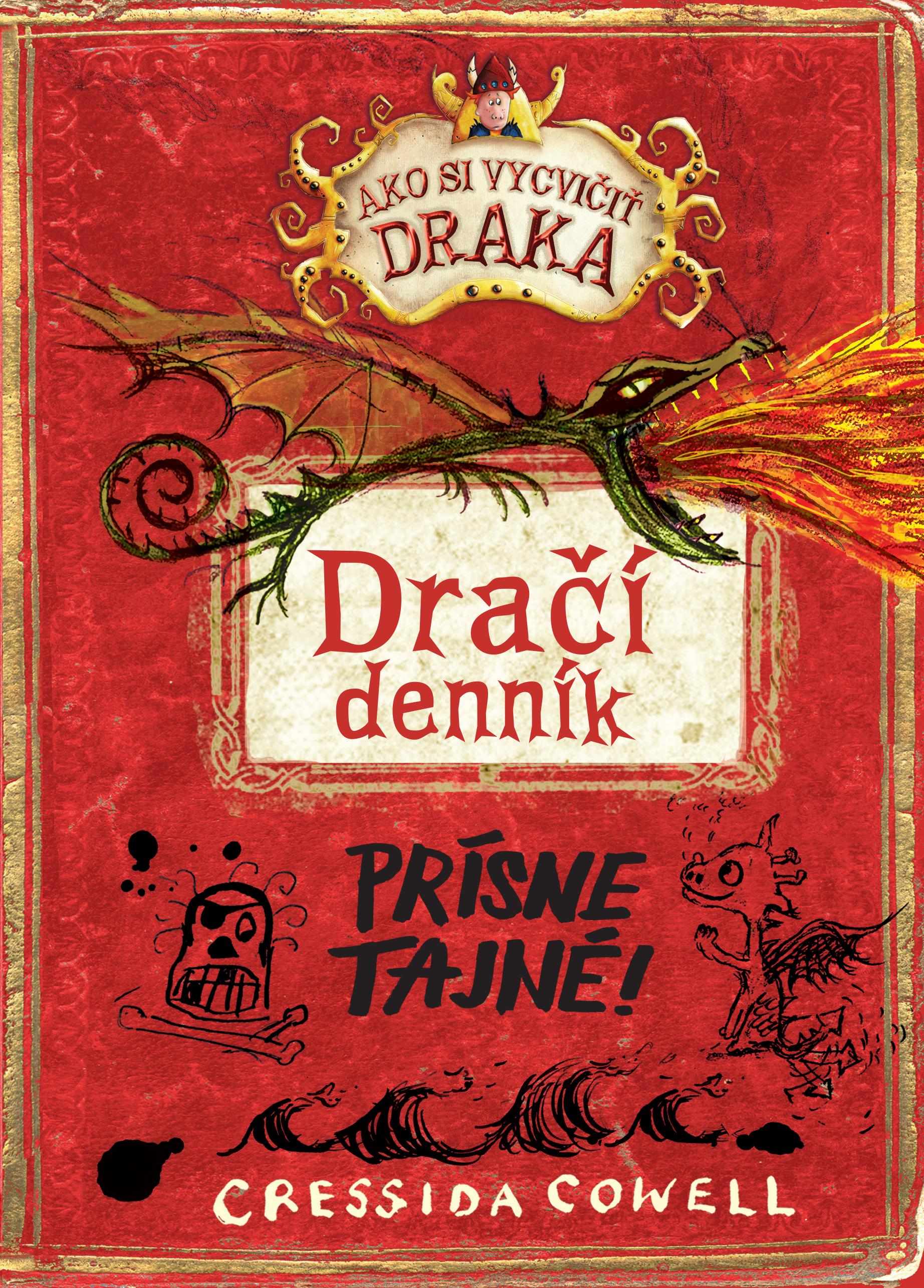 Dračí denník (Ako si vycvičiť draka)
