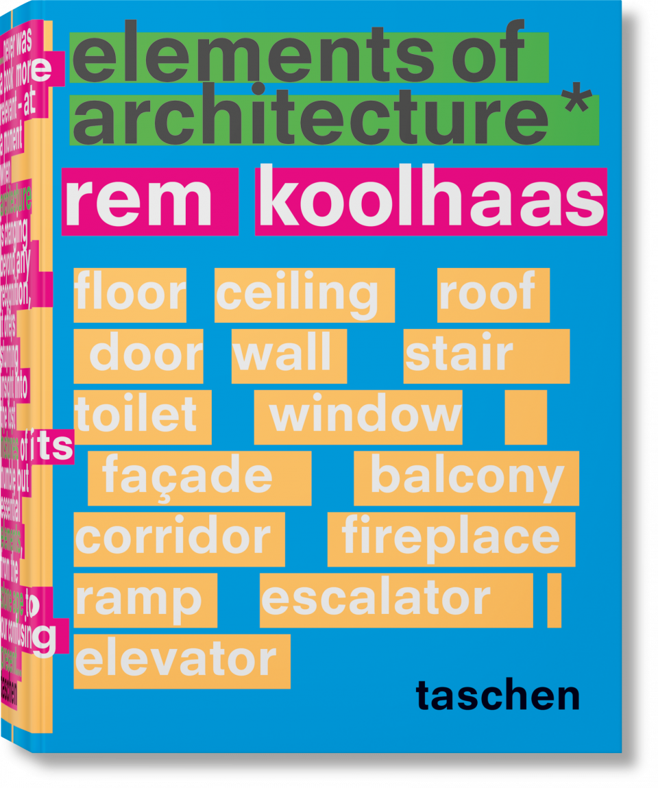 Koolhaas, Elements of Arch.
