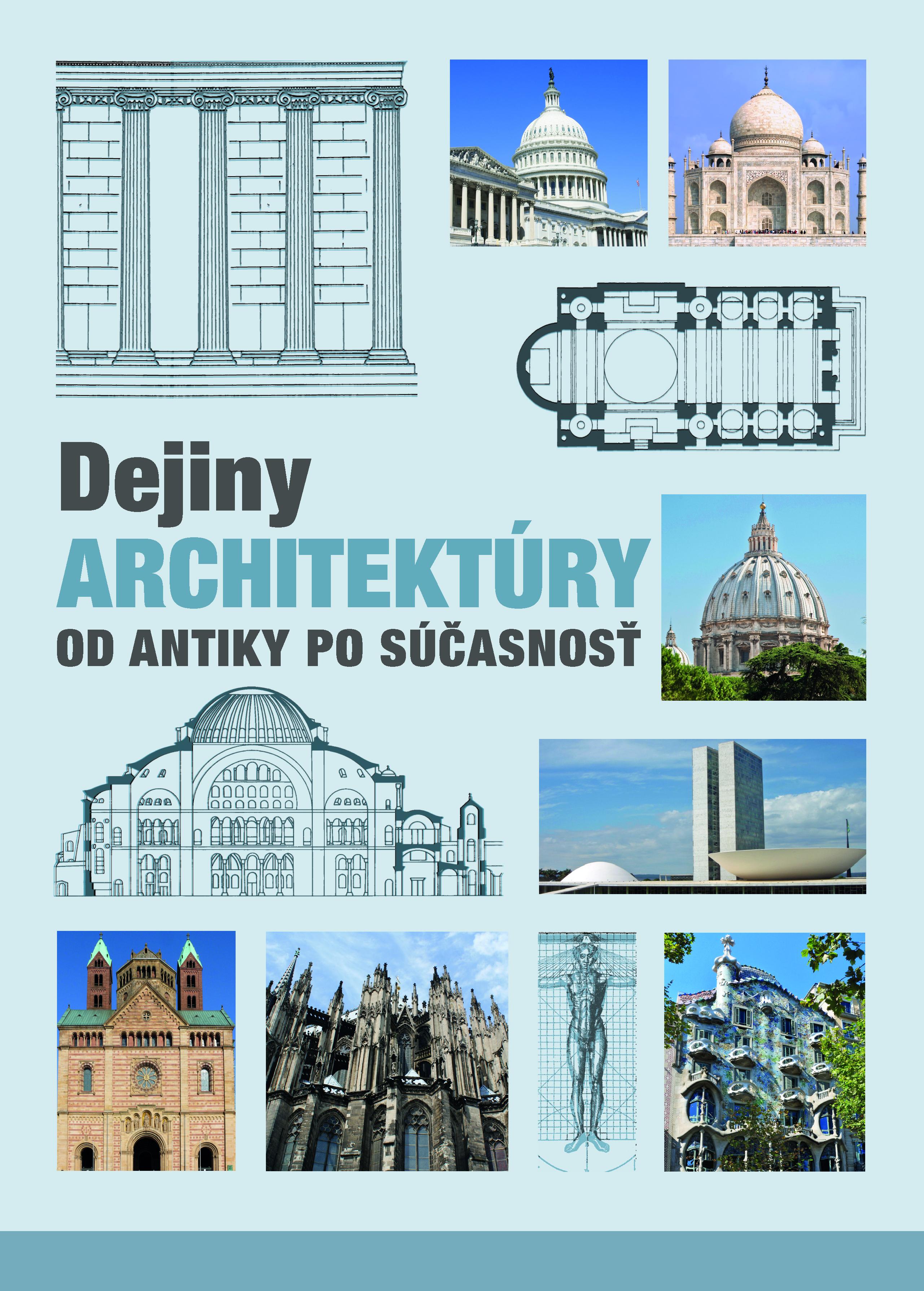 Dejiny architektúry od antiky po súčasnosť