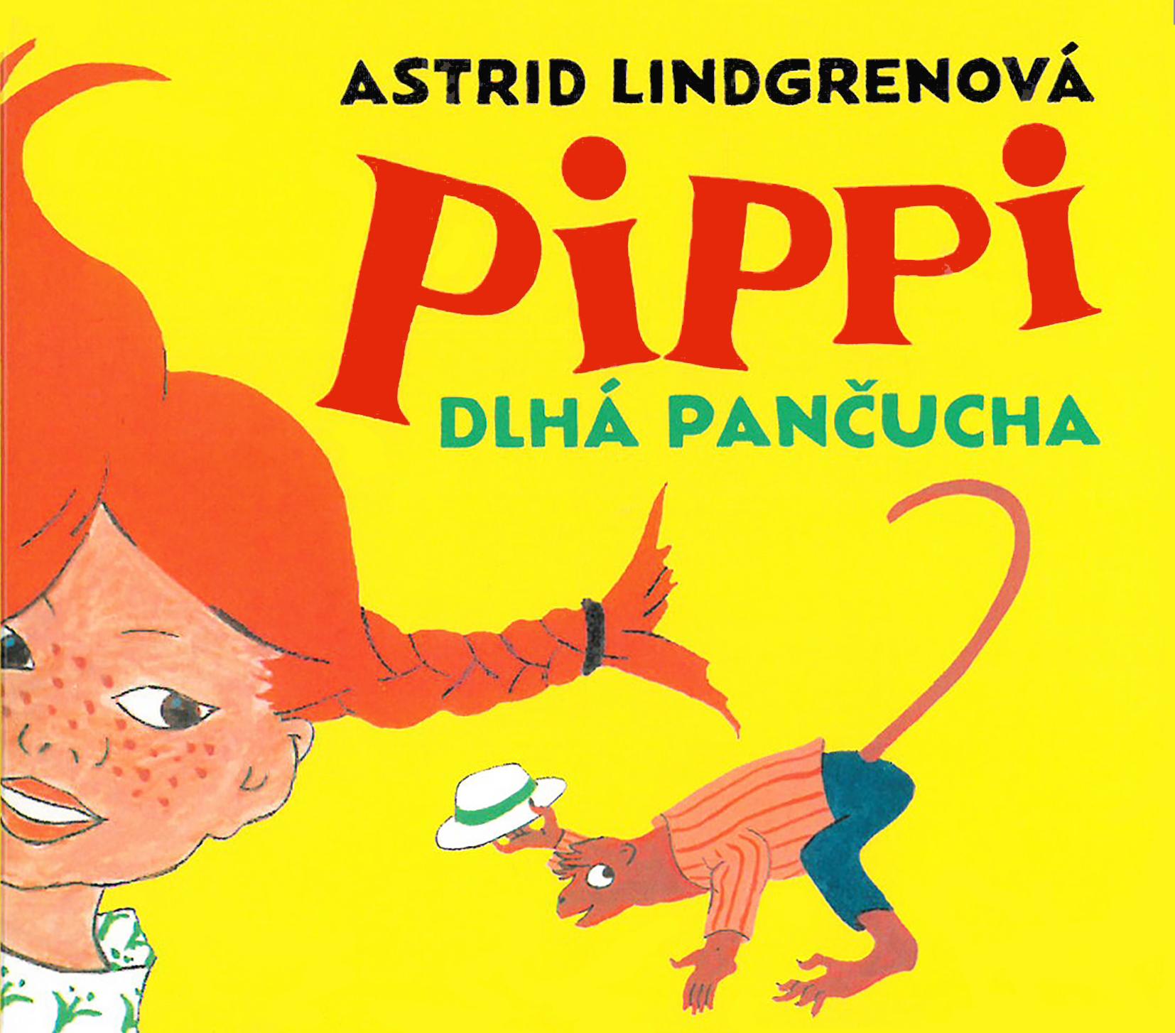 Audio kniha Pippi Dlhá pančucha