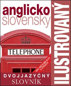 Ilustrovaný slovník anglicko- slovenský